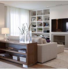 Condo Living, Home Living Room, Living Room Furniture, Home Furniture, Living Room Decor, Living Spaces, Home Room Design, Home Office Design, Living Room Designs