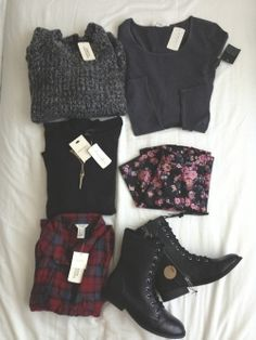 I need to go clothes shopping... Seriously, like right now... Check: ✔