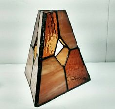 Hey, I found this really awesome Etsy listing at https://www.etsy.com/listing/219920558/stained-glass-candle-holder-lamp-shade