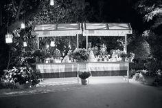 Rincón especial para invitados y estómagos llenos de satisfacción :) #bodas #bodamas #invitados