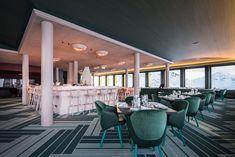 Moritz - Where Glamour Meets Restaurant Bar, Art Design, Graphic Design, Conference Room, Glamour, Table, Life, Inspiration, Furniture