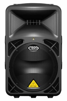 Active PA Speaker System with 12 Woofer and Titanium Compression Driver, Powered Pa Speakers, Switched Mode Power Supply, Power To Weight Ratio, Class D Amplifier, Sound Stage, Dj Gear, Dj Equipment, Loudspeaker, Musical Instruments