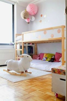 Toddler Floor Bed On Pinterest