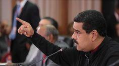 Maduro no cesa en sus ataques a España