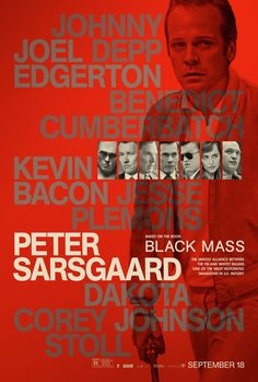 Black Mass - Peter Sarsgaard