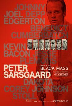 Black Mass - Peter Sarsgaard