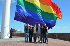Nelson Mandela Bay Pride is a non-profit organisation founded to produce the NMB Pride Celebration