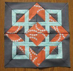 Love this quilt block.