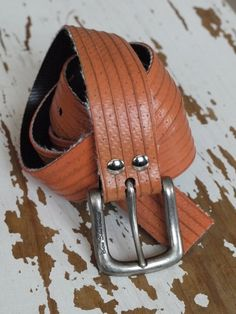 recycled fire hose belt size L by firehosebelts on Etsy, $40.00, #recycled, #upcycled, #reuse