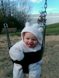 swinging and happy as can be. My Baby Girl, Happy