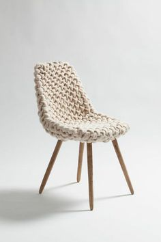 Smok Chair by Austrian furniture designer Hans Sapperlot.