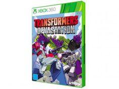 Transformers Devastation p/ Xbox 360 - Activision