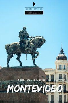 Montevideo Sehenswürdigkeiten