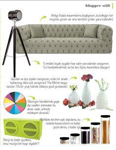 My Style My House- Evmanya dergi incelemesi - Can Direkli