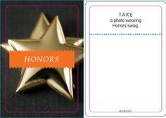 Honors: Wear Honors swag