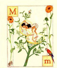 M...Mirror... Macoua...Mouse... Mum...by Lauren Mills Elfabet