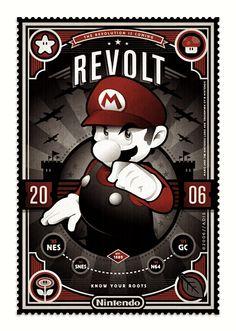 Mario by belldandies #MarioBros #Mario #Videogame