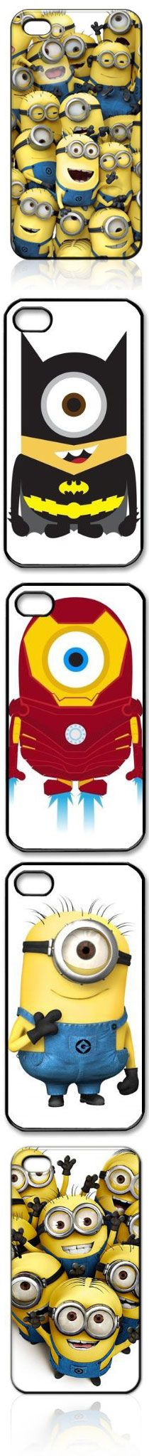 despicable me iphone covers