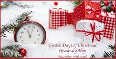 The Readers Den: Twelve Days of Christmas Giveaway Hop