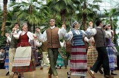 Lithuanian dancing!
