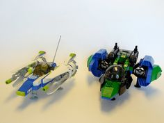 LEGO space racer