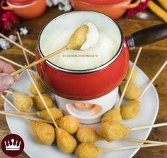 Aprenda a fazer fondue de coxinha e seja mais feliz neste inverno