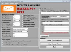 how to hack hotmail account 2017