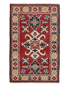 Darya Rugs - Kazak Collection Oriental Rug