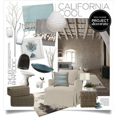"""Natural home"" by magdafunk on Polyvore"