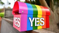 Australia votes for marriage equality