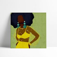 Stella — Reyna Noriega Limited Collection, Art Hoe, All Sale, Disney Characters, Fictional Characters, Canvas Prints, Drawings, Frame, Artwork