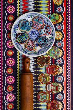 rośliny jadalne: Dziady meksykańskie.