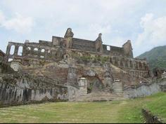 Palais Sans Soucis, Cap-Haitien, Haiti