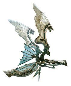 Final Fantasy 12 The Airship Galbana