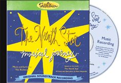 The North Star Musical Journey is a new musical experience designed for young performers, based on the award-winning book The North Star by Peter H. Reynolds. With original songs composed by Tim Beckman, The North Star Musical Journey is a musical experience that students will love.      This CD contains all of the songs from the musical, performed by elementary students. CD Available for $9.95. Additional Journey collection items are also available. © 2000 Tim Beckman and Peter H. Reynolds
