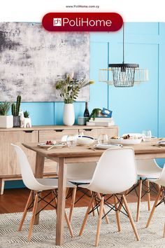 Dining Table, Interior Design, Furniture, Home Decor, Nest Design, Dining Room Table, Decoration Home, Home Interior Design, Room Decor