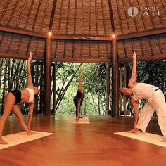 I want yoga room in my house