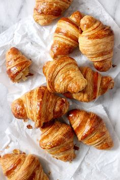 Happy National what better way to celebrate and start the day with a delicious croissant and coffee 🥐☕ Food Porn, Yummy Food, Tasty, Love Food, Breakfast Recipes, Foodies, Food Photography, Food And Drink, Healthy Recipes