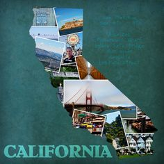 San-Francisco, cover for CA/Disneyland album