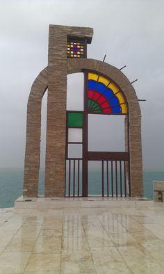 Bushehr, Iran. This is symbol of Bushehr, my hometown.