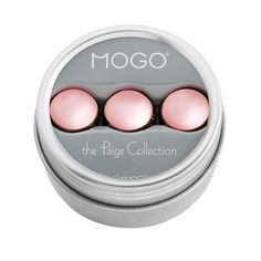 MOGO's the Paige Collection Pink Pearl Charm Collection