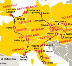 Live out your epic Euro trip! Eat eclairs by the Louvre and gelati on a gondola in Venice. A Topdeck Europe trip will tick all your bucket list dreams. European Holidays, Travel Tours, Travel Ideas, Dresden Germany, Life Affirming, Countries To Visit, Bratislava, Stay The Night, French Riviera