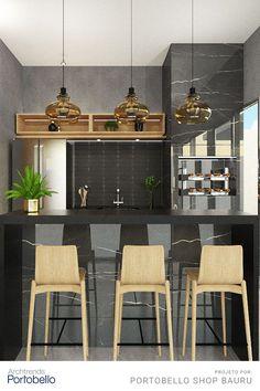 Decor, House, Interior, Contemporary Interior Design, New Homes, Home Decor, Kitchen, Interior Design, Grill Design