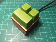 binary mechanical keyboard