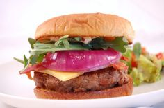 Chipotle Bacon Burgers