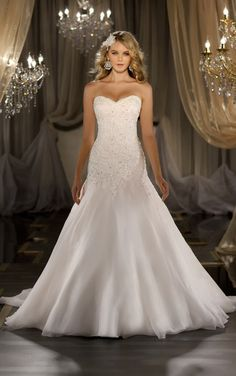 Martina Liana | This beauty is a fairytale gown! | Ellynne Bridal - Lincoln, NE
