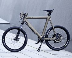 Grace electric bike.