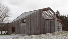 Traditional farmhouse in Austria updated with contemporary extension - Hammerschmid Pachl Seebacher Architekten