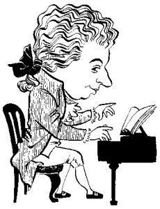 впервые картинки карикатуры на композиторов это