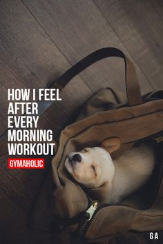 How I Feel After Every Morning Workout